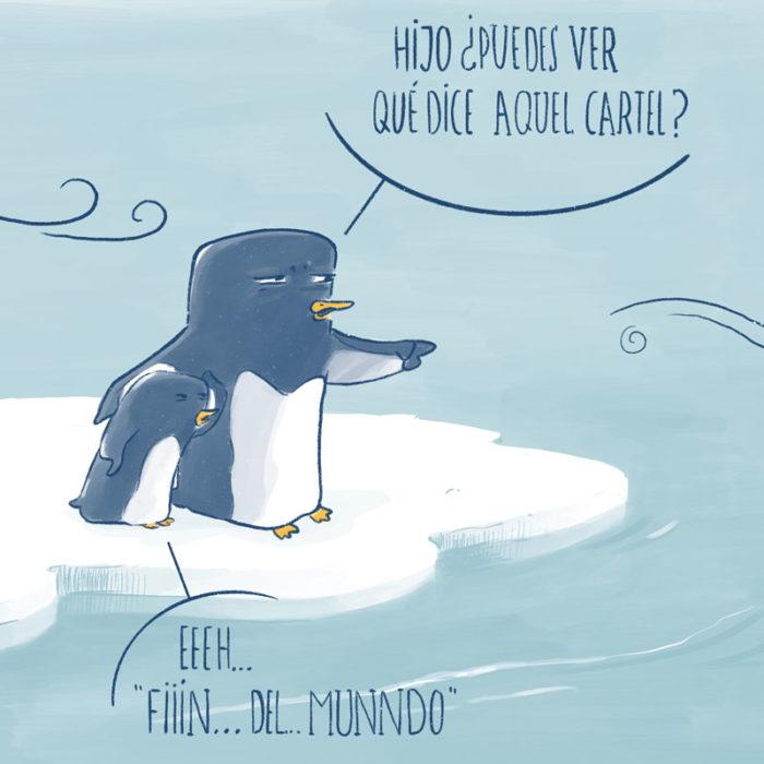 pinguinos-deriva-carteles-cotidianismo-humorgrafico